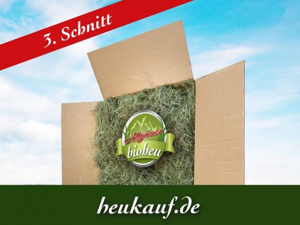 BIO - HEUBALLEN (3. Schnitt) 5kg