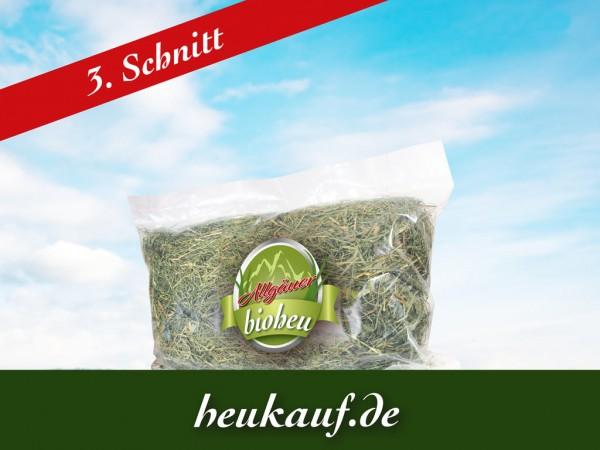 BIO - HEU (3. Schnitt) 500g im Beutel